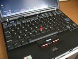 ThinkPad X41 US キーボード交換済