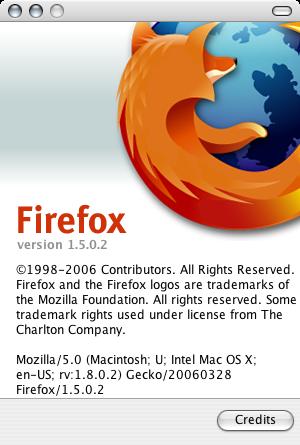 Firefox 1.5.0.2